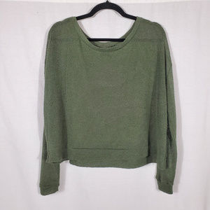 Urban Outfitters Low-Cut Knit Top•Size S•